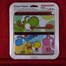 COVER PLATES Spring Yoshi - New Nintendo 3DS ~ Brand New & Sealed