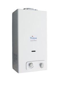 TTulpe® Indoor B14 P50 Eco Propangas Durchlauferhitzer