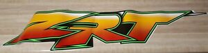 1997 Arctic Cat ZRT 600 Right Front Hood Decal 2611-528 OEM New