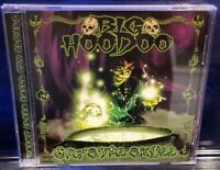 Big Hoodoo - Crystal Skull CD insane clown posse psyhcopathic records icp