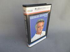 CASSETTE VHS GEORGES BRASSENS