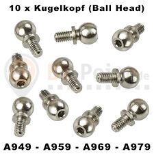 Vite a testa a sfera ball head screw WLtoys WLtoys a949 a959 a969 a979 1:18 RC Car
