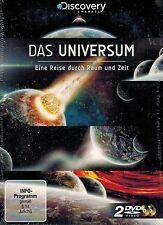 DOPPEL-DVD NEU/OVP - Das Universum - Eine Reise durch Raum und Zeit
