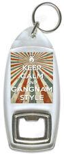 Keep Calm And Gangnam Style – Bottle Opener