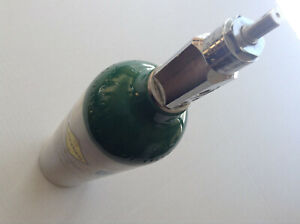 UN1072 Oxygen Tank, Includes New Cylinder Wrench - Plastic