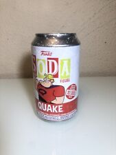 Funko Soda Ad Icons Quake Quaker Oats LE 10k Factory Sealed Can Fast Ship!