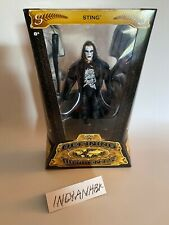 Mattel WWE WCE Elite Defining Moments Sting New and Sealed In-Hand