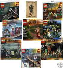 9x lego señor de los anillos el hobbit 30210 30211 30212 30213 30215 30216 elf-1 more