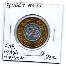 (I) $1.00 Buggy Bath Carwash Token