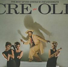 Kid Creole & The Coconuts - 'The Best Of 1984  UK Island mini- LP. Ex!