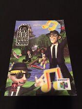 blues brothers 2000 n64 Manual