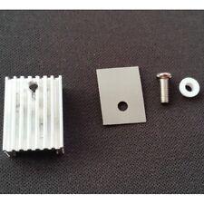 5 x kit Disipador de aluminio para Transistor TO-220