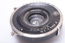 SCHNEIDER ANGULON 12CM, 120MM F/6.8 EARLY WIDE ANGLE 4X5 LENS