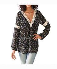 Damenkleider aus Baumwolle mit Spitze