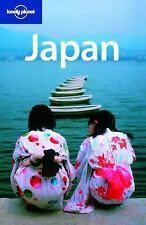 Lonely Planet Japan (Country Travel Guide) Chris Rowthorn, Andrew Bender, Matth