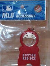 BOSTON RED SOX KEYCHAIN BOTTLE OPENER BRAND NEW