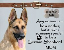 GERMAN SHEPHERD Mom Magnet PERSONALIZED With YOUR Dog's Name