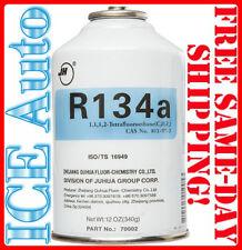 R-134a Auto Refrigerant 12 oz Can #70002 ISO/TS 16949 FREON