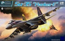 Kitty Hawk 80142 1/48 Sukhoi Su-35 Super Flanker
