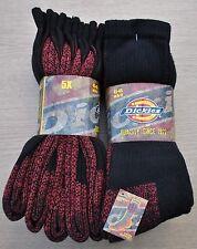 Mens 5 Pairs of DICKIES Hiking Work Walking Comfort Socks 6-11 **Special Price**