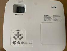 Beamer NEC NP400  gebraucht Projektor 2600 Lumen gebraucht