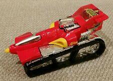 Hot Wheels 1992, Anteater, Custom Tank- Red
