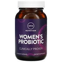 MRM Women s Probiotic 60 Vegan Capsules GMP Quality Assured, Vegan