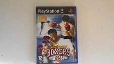 victorious boxers 2 playstatiion 2 ps2 italiano