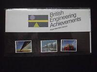 1983 GREAT BRITAIN PRESENTATION PACK No 144 BRITISH ENGINEERING ACHIEVEMENTS
