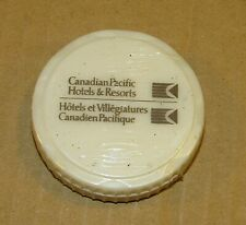 Canadian Pacific Hotels Resorts New Unused Vintage 1980's Shoe Polisher FREE S/H