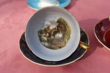 Tea Cup & Saucer British Coalport Porcelain & China Tableware