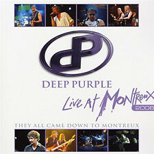 DEEP PURPLE - Live at Montreux 2006 - CD - NEU/OVP
