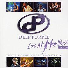 DEEP PURPLE - Live at Montreux 2006 - CD - NEUWARE