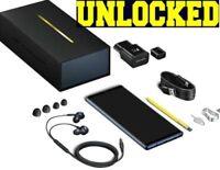 Samsung Galaxy Note 9 SM-N960U1 MIDNIGHT BLACK 128GB (FACTORY UNLOCKED) *NEW*