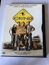 Grind (2003) DVD Rare OOP. Warner Bros.