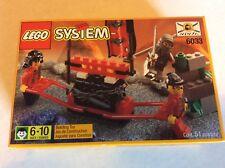 LEGO NINJA 6033 TREASURE TRANSPORTER SEALED VINTAGE CASTLE SYSTEM NINGAGO