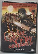 NEUF DVD SCARE CROW GONE WILD L ULTIME MASSACRE SOUS BLISTER HORREUR