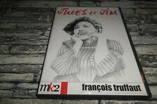 DVD -  JULES ET JIM - Francois Truffaut / Jeanne MOREAU  / DVD