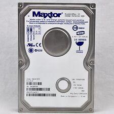 Maxtor DiamondMax 10 200GB PATA Hard Drive - 6B200P0 CODE BAH41B70