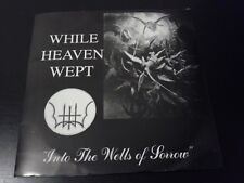 "While Heaven Wept Into The Wells Of Sorrow Vinyl 7"" Limited 500 1st Press 1994"