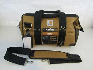 Carhartt 16 Inch Heavy Duty Tool Bag - NWOT-New