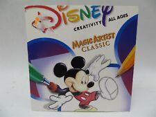 Disney Creativity - Magic Artist Classic Software - Windows / Mac