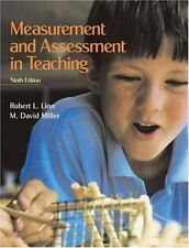 Measurement and Assessment in Teaching (9th Editio