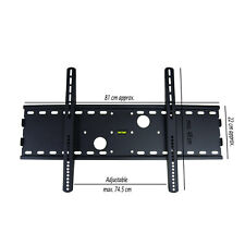 Wall Mount Bracket for 32''-63'' Monitor TV LCD plasma/ lcd / tv Max weight 77kg