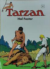 TARZAN n. 4  - Planeta de Agostini - cartonato  - Hal Foster