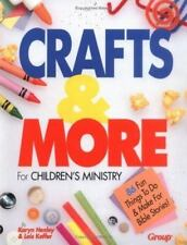 Crafts & More for Children's Ministry-ExLibrary