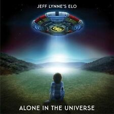 Jeff Lynne's ELO Alone in The Universe CD - Release 13th November 2015