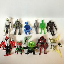 "11x BEN 10 action figures 4"" 10CM BANDAI"