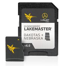 Humminbird LakeMaster - Dakotas + Nebraska - Version 6