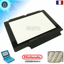 Vitre de Remplacement pour Game Boy Advance SP Protection écran GameBoy GBA SP